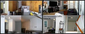 Kitchen Cabinets Refinished Chatham Nj Renovation Kitchen Cabinet Refinishing U0026 Painting