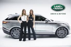 land rover above and beyond logo introducing the new range rover velar designbygeminidesignbygemini