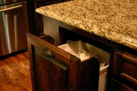 Kitchen Island With Trash Bin Kitchen Island With Garbage Bin Elegant Articles With Mobile