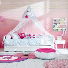 girls bed net ibiza bloom girls bed with canopy and pullout bed single beds cuck