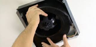 replacing a bathroom vent fan the easy way today u0027s homeowner