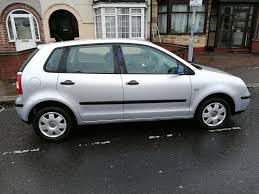 volkswagen polo 1 4 twist hatchback 5 doors 2005 petrol manual