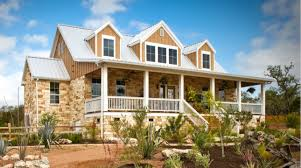 texas hill country style homes texas casual cottages partners in building