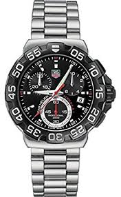 tag heuer black friday deals amazon com tag heuer men u0027s cah1110 ba0850 formula 1 chronograph