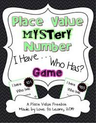 place value mystery number 102 best math place value images on place values math