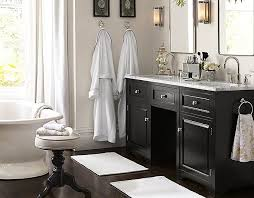 choosing pottery barn bathroom furniture to complete your bathroom
