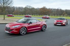 peugot uk the double bubble bursts only 100 peugeot rcz coupes left in uk