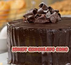moist chocolate cake recipe kusina101 pinterest chocolate