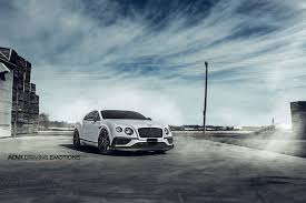 white bentley black rims white bentley continental gt v8s adv05r m v2 cs adv 1 wheels