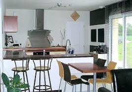 cuisine ouverte sur salon photos deco salon cuisine ouverte idee deco salon cuisine ouverte 30m2