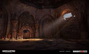 artstation uncharted lost legacy environment lighting jeremy