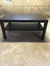 lack coffee table black brown ikea coffee table ebay