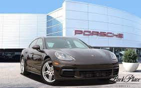 porsche panamera brown 2018 ristretto brown metallic porsche panamera 3 0 l for sale