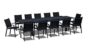 Modern Patio Dining Sets Urbanfurnishing Net 13 Extendable Modern