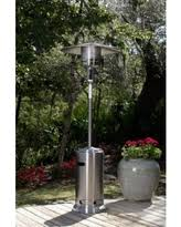 Fire Sense Table Top Patio Heater Fall Into This Deal 46 Off Stainless Steel Table Top Patio