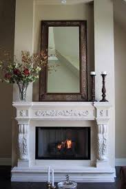 Mantel Ideas For Fireplace by 86 Best Fireplace Mantel Decor Images On Pinterest Fireplace