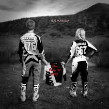 motocross gear toronto dirtbike baby announcement motocross couple our dirtbike