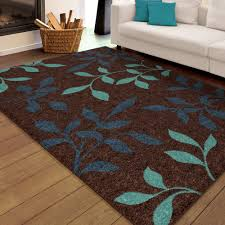 orian dazzling area rug blue 5 u00273