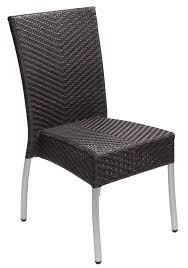 chaise solea tresse usage interieur exterieur chaise chair