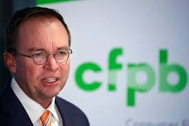 consumer bureau protection agency consumer protection agency is doing no enforcement