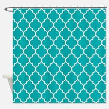 quatrefoil shower curtains quatrefoil fabric shower curtain liner
