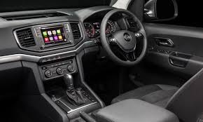 volkswagen tdi interior 2017 volkswagen amarok v6 on sale in australia from 59 990