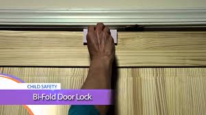 How To Build Bi Fold Closet Doors Bi Fold Cabinet Lock 864