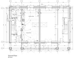 the role of building users in achieving sustainable energy futures figure 1 the glasgow house ground floor plan
