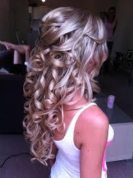 half updo hairstyles haircolors pinterest half updo updo