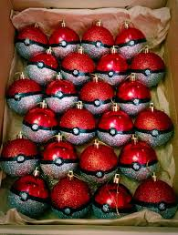 Anime Christmas Tree Ornaments Hannah We Need To Make These We Can Use The Red Ornaments We Didn