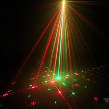 Landscape Laser Lights Remote Red Green 8 Patterns Latest Laser Light Outdoor Waterproof