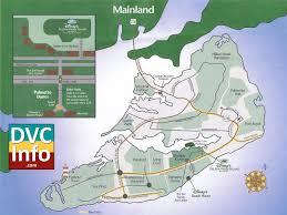 Disney Resorts Map Disney U0027s Hilton Head Island Resort Dvcinfo Com