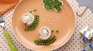 cuisiner les petits pois recette roulés de volaille aux petits pois et fromage kiri les