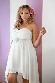 plus size courthouse wedding dress wedding dress high low wedding dresses plus size high low