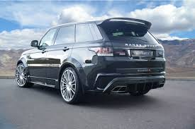 mansory cars rover sport by mansory