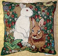 Bunny Rabbit Home Decor Bunnyrabbit Com Home Decor Afghan Rabbit Blanket Rabbit Afghan