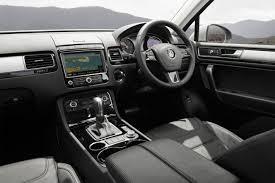 volkswagen touareg 2017 interior 2017 volkswagen touareg review