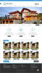 real estate html templete property real estate and professional