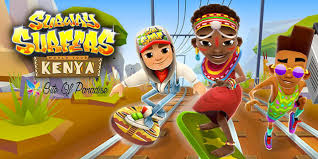 subway surfer apk subway surfers kenya apk site of paradise