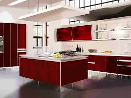 Two Tone Kitchen Cabinets Two Tone Kitchen Cabinets Red And White Of Two Tone Kitchen