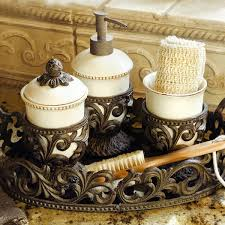Italian Home Decor Accessories Beautiful Italian Inspired Ceramic Vanity Set From The Gg