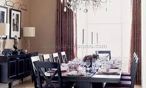 dining room drapery ideas dining room superior dining room bay window curtain ideas