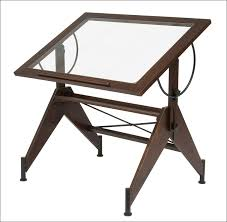 How To Build Drafting Table Coffee Accent Tables Build A Drafting Table On Your Own Diy