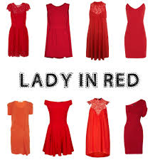 Different Shades Of Red Trend How To Lady In Red U2022 Breakfast With Audrey Ideas