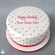 birthday cakes write name on birthday cake with name