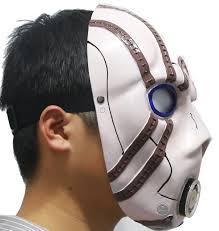 borderlands psycho mask borderlands cosplay halloween costume