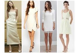 robe pour mariage civil robe mariage civil le de la mode