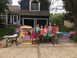 america u0027s littlest entrepreneurs support local charities by