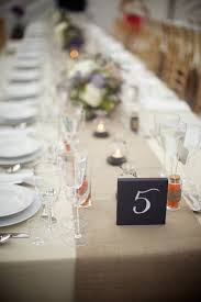 Wedding Table Number Ideas Wooden Wedding Table Number Ideas