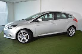 ford focus titanium silver used silver ford focus for sale dorset